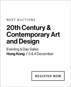 20th Century Contemporary Art Auction Tomorrow