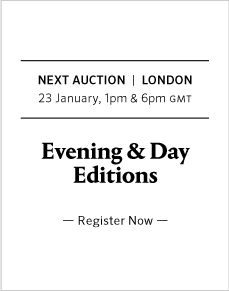 Evening & Day Editions Auction Tomorrow